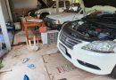 เปลี่ยนน้ำมันเครื่อง Nissan Sylphy / Isuzu D-Max